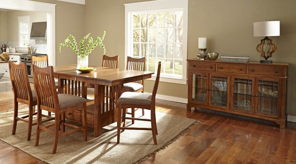 A-America - Laurelhurst OA Gathering Height Trestle Table