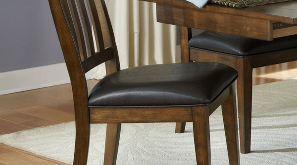 A-America - Mariposa Slatback Side Chair