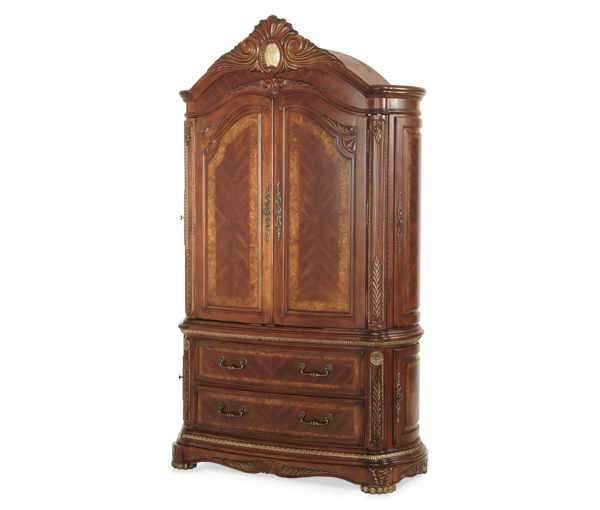 AICO - Michael Amini - Cortina Armoire (2 pc)