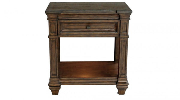 A-America - Gallatin Drawer Bedside Table 1