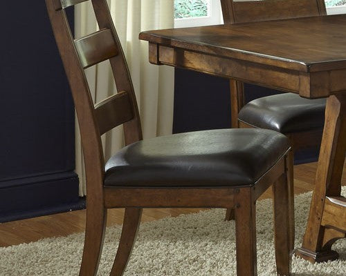 A-America - Ozark Plank Side Chair