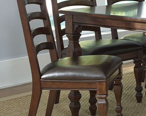 A-America - Phinney Ridge Estate Ladder Back Side Chair