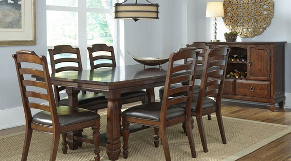 A-America - Phinney Ridge Estate Trestle Table