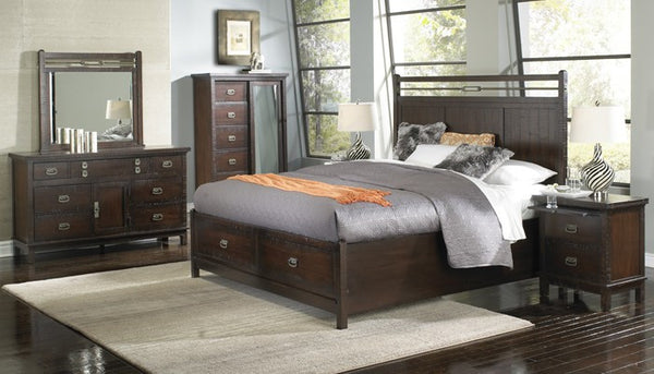 A-America - Suncadia Storage Bed 1