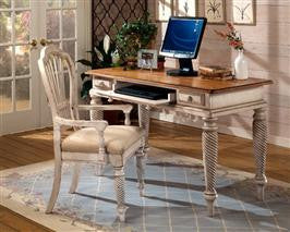 Hillsdale - Wilshire Desk Antique White