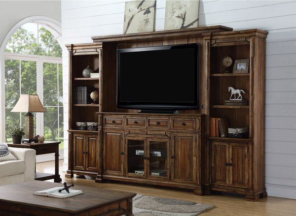 Barclay Entertainment Wall - Kagan's Home
