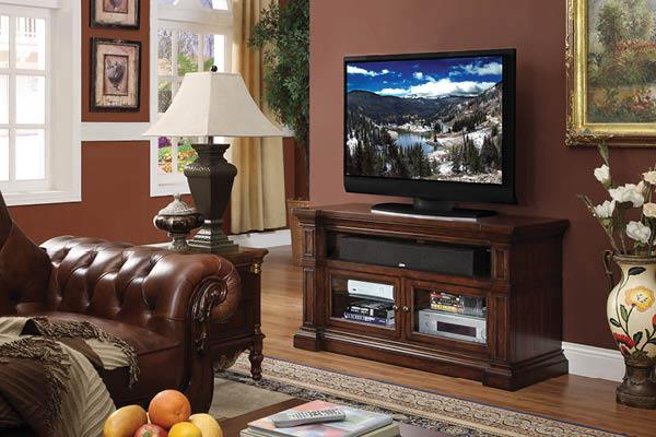 "ZG-B1448 -52"" TV Console - Kagan's Home"