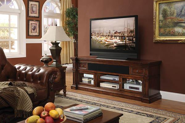 "ZBRK-1776 -76"" Premium TV Console - Kagan's Home"
