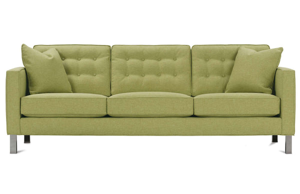 ROWE - Abbott Chrome Sofa