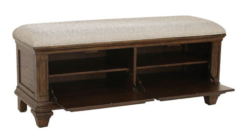 A-America - Gallatin Storage Bench 3