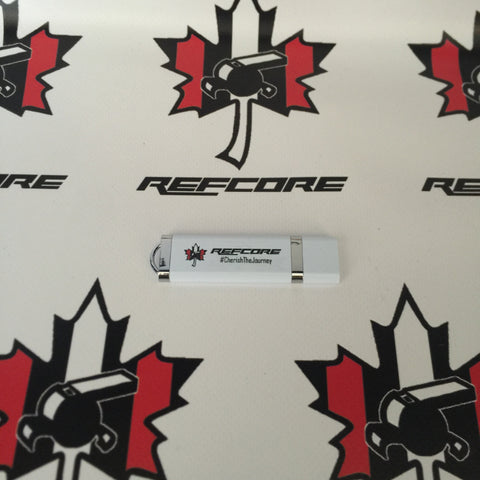 REFcore™ USB Flash Drive (8 GB)
