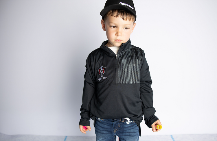 REFcore™ Kids 1/4 Zip by Under Armour