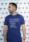 REFcore™ Shirt - Integrity, by American Apparel
