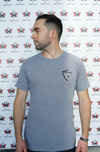 REFcore™ Shirt - Shield Logo, Tri-blend by American Apparel