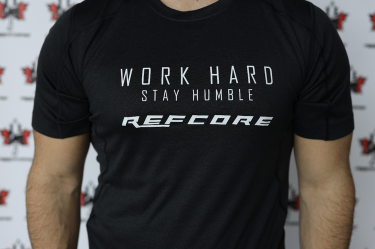 REFcore™ Shirt - Work Hard, Stay Humble