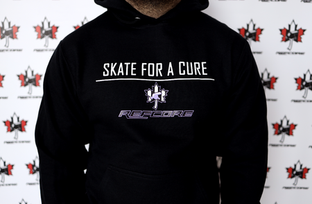 REFcore™ Hoodie - Skate for A Cure
