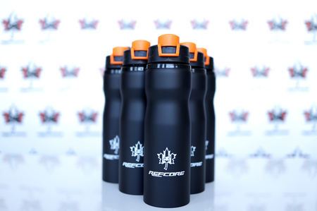 REFcore™ Drinkware - Stainless Steel Sport Bottle
