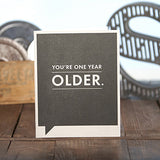 You're One Year Older Gift Card