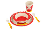 Sunnylife Eco Kids Meal Set