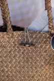 Cayman Hand Woven Tote