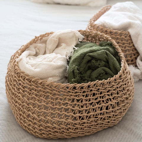 Moorea Slouch Baskets