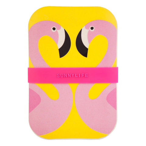 Sunnylife Flamingo Eco Lunch Box