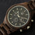 Wood Chronograph Wood Watches by DVGNT - Divergent