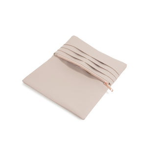 Long Wallets for Women Blush Leather
