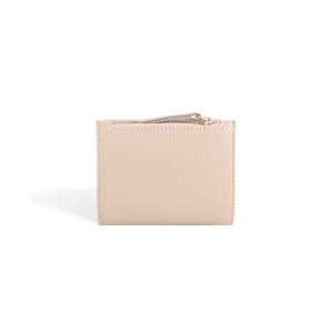 Small Wallet Blush Leather