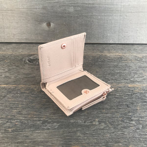 Small Wallets for Women Blush