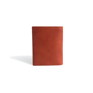 Front Pocket Wallet Cognac Leather