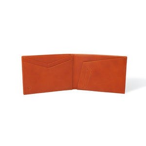 Passport Holder Cognac Leather by DVGNT