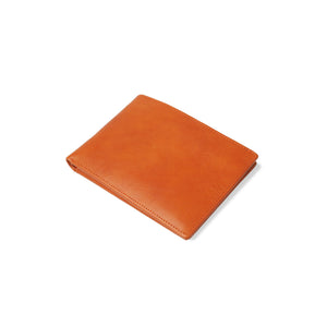 Passport Holder Cognac Leather