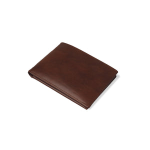 Leather Passport Holder Whiskey by DVGNT
