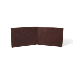 Passport Holder Whiskey Leather by DVGNT