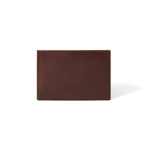 Passport Wallet Whiskey Leather by DVGNT
