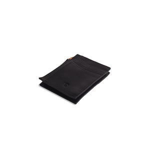 Card Holder Wallet for Women Black and Rose Gold