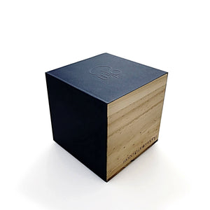 Wood Gift Box Wood Watch - Wood In Philosophy Packaging Blue