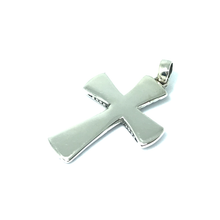 Load image into Gallery viewer, sterling silver cross pendant