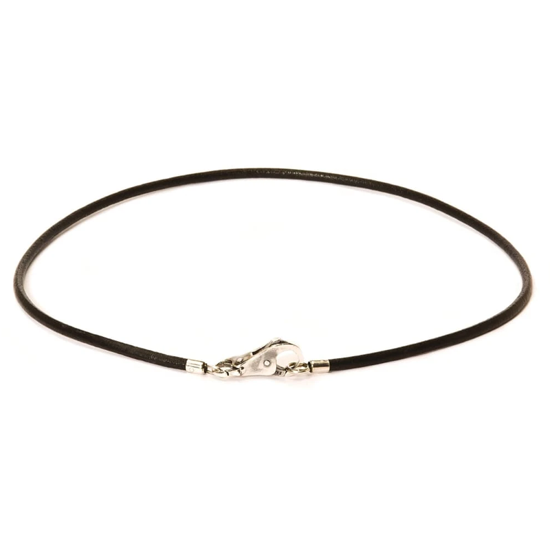Artificial Suede Leather Choker With Circle - Stoned Hilda Discover the soul of Gemstones