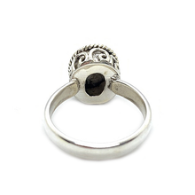 Load image into Gallery viewer, howlite sterling silver gemstone boho ring