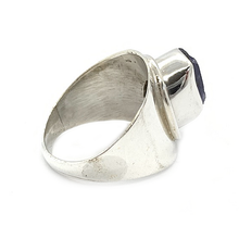 Load image into Gallery viewer, boho style silver circles toe ring