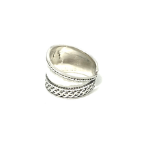 Load image into Gallery viewer, silver bohemian toe ring