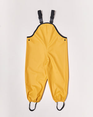 Overalls - Mustard - Rainkoat