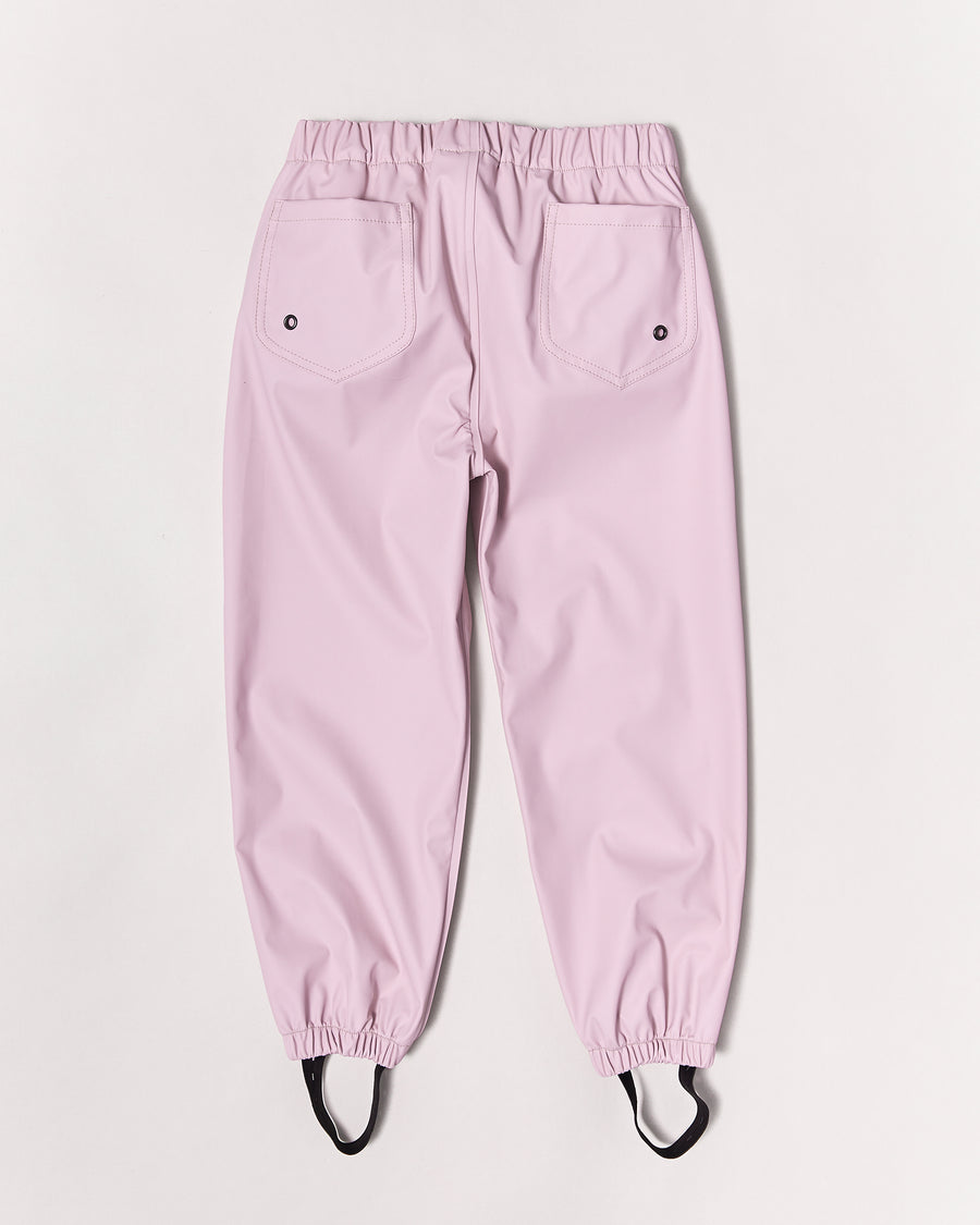 Rain Pants - Blush Pink - Rainkoat