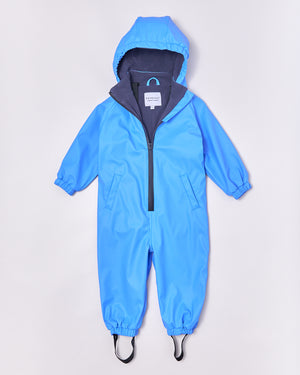 Snowsuit - Blue - Rainkoat