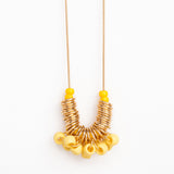 Balu- Yellow Necklace