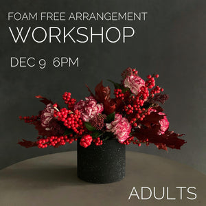 Foam Free Arrangement