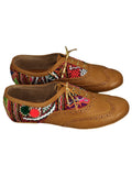 Multicolor Handcrafted Leather Shoes
