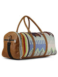 Multi color Kilim Boho Travel Bag